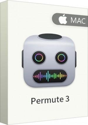 Permute 3 for Mac - Lifetime Subscription
