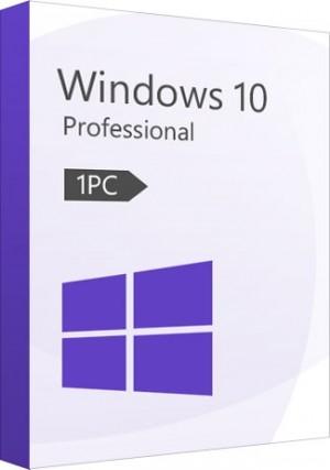 Windows 10 Pro CD-KEY (32/64 Bit) (1 PC)